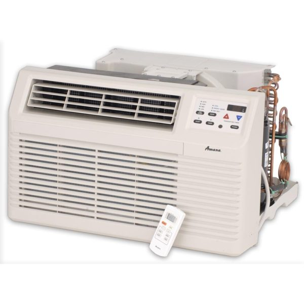 Heating Cooling Units For Home : Amana ″ mini ptac ttw thru the wall heating cooling