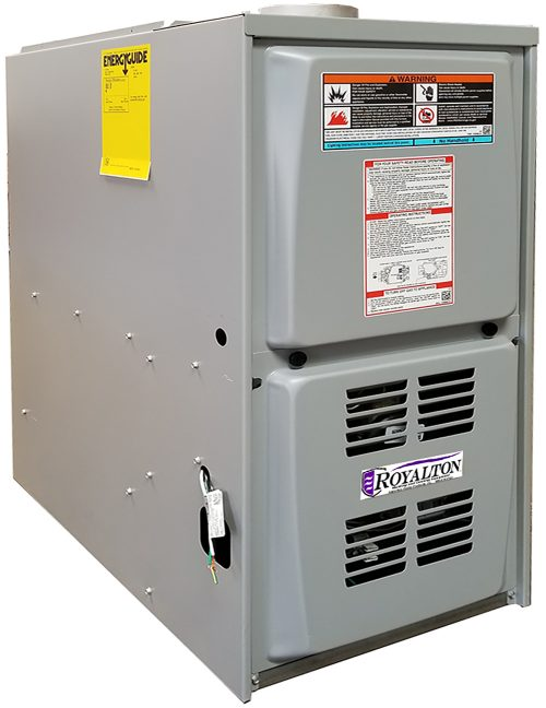 Royalton 174 80 Afue Downflow Gas Furnaces W Psc Blower